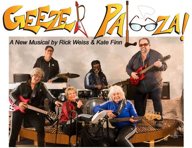 World Premier Musical Review Geezer Palooza